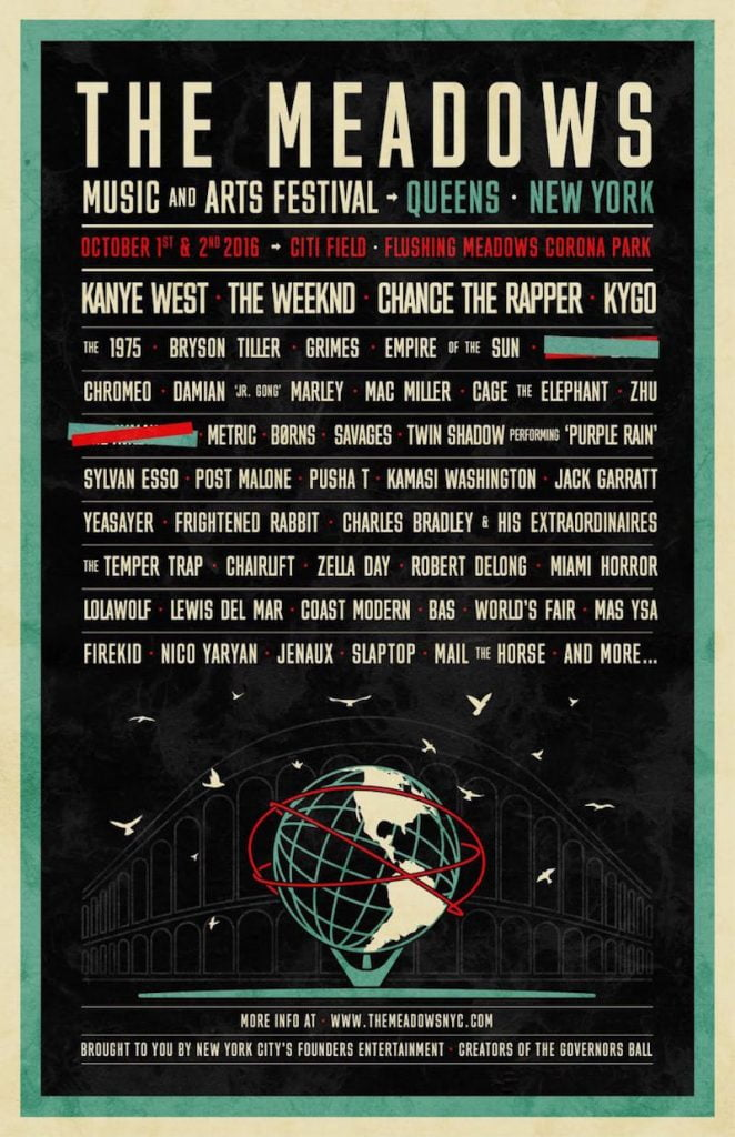 The Meadows line-up, Founders Entertainment