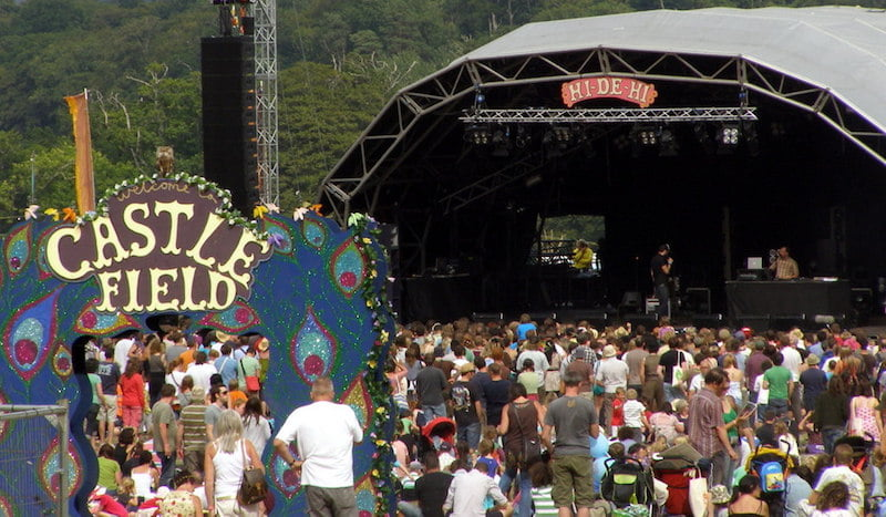 Camp Bestival, Association of Independent Festivals (AIF), Jim Champion, PRS festival tariff