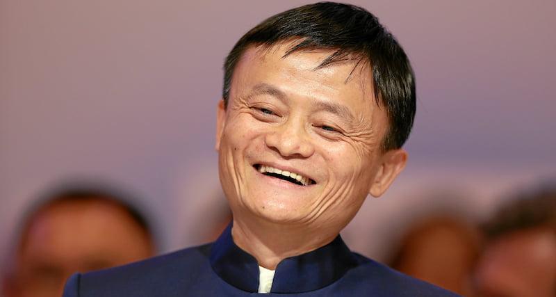 Jack Ma, Alibaba Group (Alibaba Pictures), Jolanda Flubacher