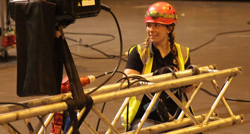 New rigging apprenticeship trialled in UK   IQ Magazine