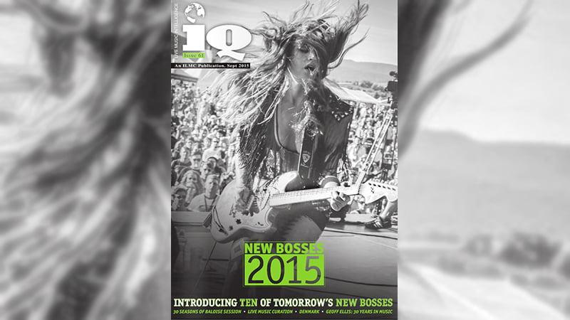IQ 61, New Bosses issue