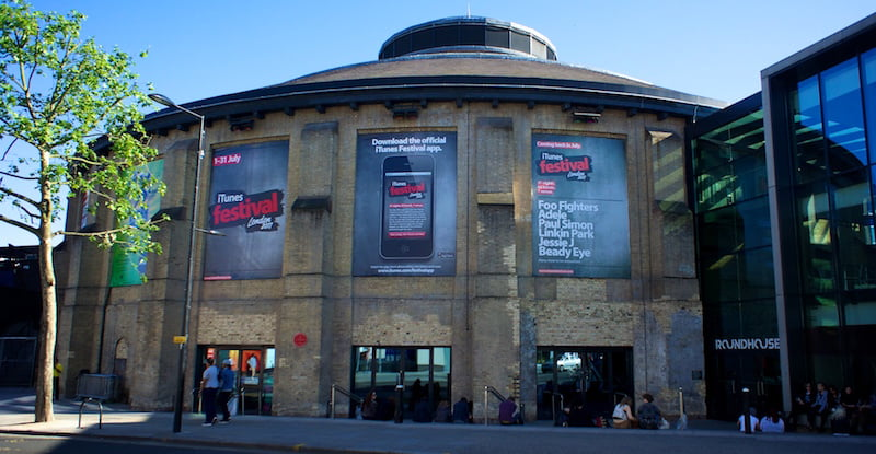 Roundhouse, Camden, Venues Day 2016, Paul Hudson