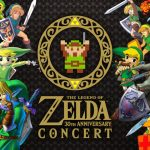 Zelda 30th anniversary concert