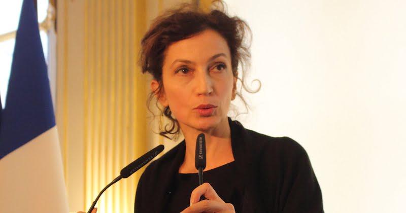 Audrey Azoulay, ActuaLitté