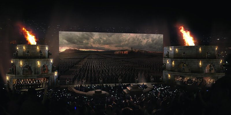 Game of Thrones Live Concert Experience concept art