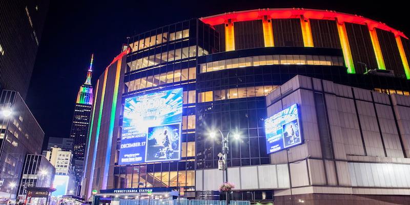 Madison Square Garden Co revenues fall 32 IQ Magazine