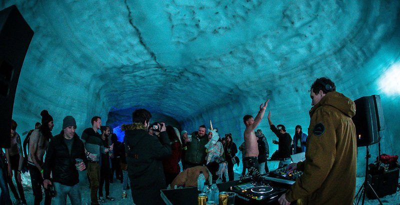 Into the Glacier, Secret Solstice