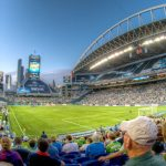 CenturyLink Field, Seattle Sounders FC, Major League Soccer, SeatGeek/TopTix, Art Bromage