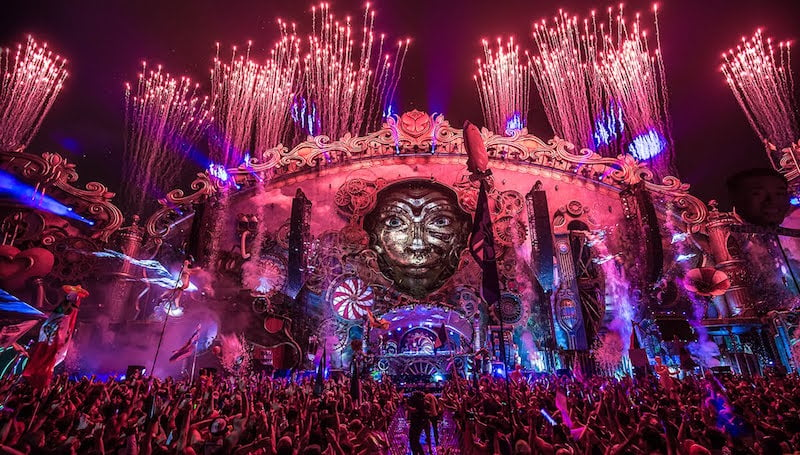 TomorrowWorld 2015, SFX Entertainment/Viagogo