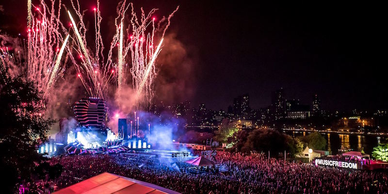 Electric Zoo Festival 2016