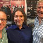 Paul Hutton, Conal Dodds, Fraser Duffin, Crosstown