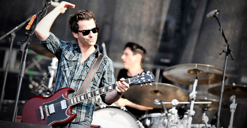 Stereophonics, F1 Rocks, Monza, 2010, Francesco Zanet/Live Nation Italy