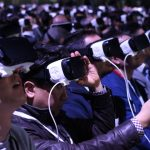 VR headsets, Samsung MWC 2016 press conference, Maurizio Pesce