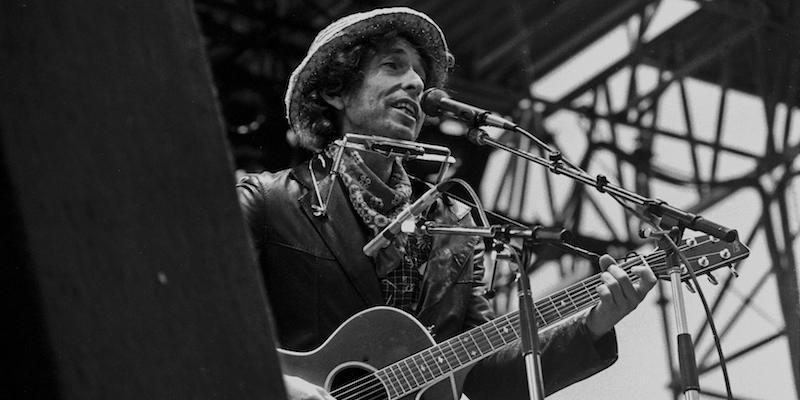 Bob Dylan, Hamburg, 1984, Heinrich Klaffs, Desert Trip (Oldchella)