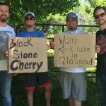 Black Stone Cherry, Rock Radio Glasgow