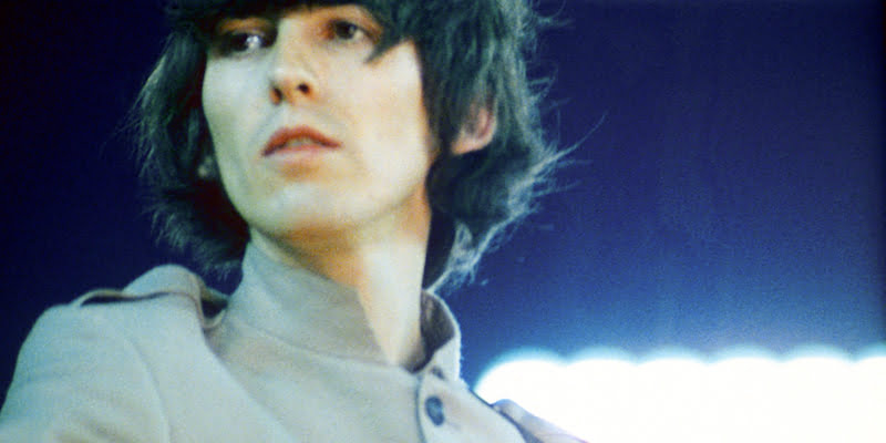 George Harrison, The Beatles, Shea Stadium, 1966, Apple Corps Ltd