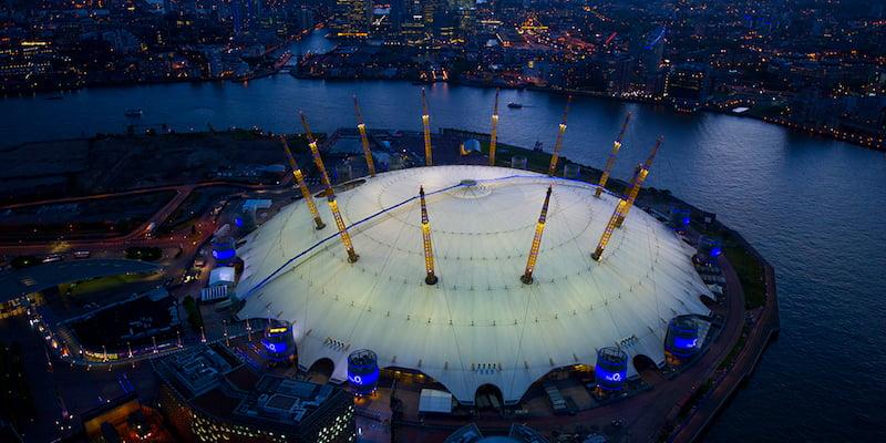 The O2, London