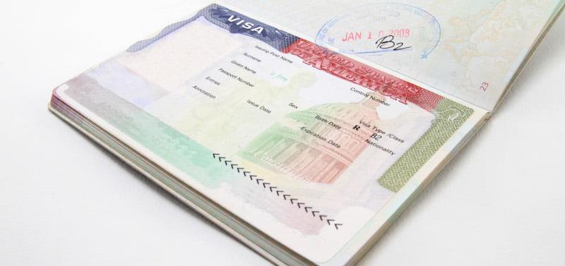 US visa, Piviso.com