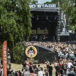 Sweden Rock 2016, Anders Olsson