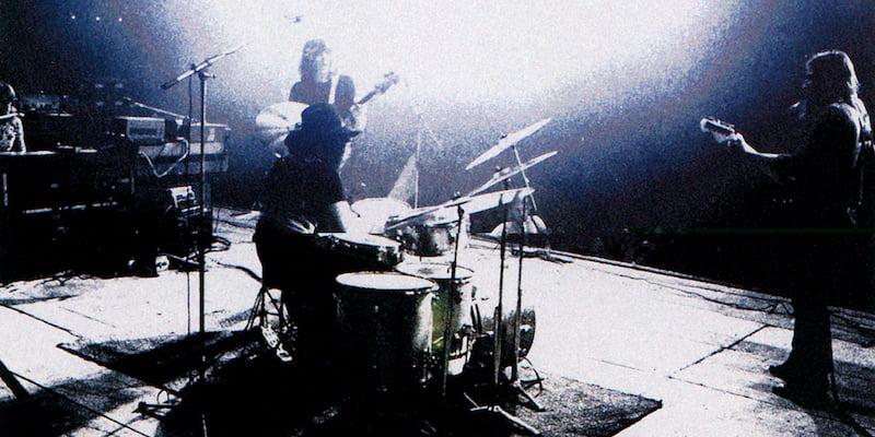 Pink Floyd, Capitol Theatre, Port Chester 1970, New York, Siréne, Peter Shapiro, Fans