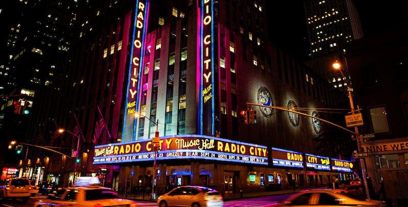 Radio City Music Hall, New York, Madison Square Garden Company (MSG), Dustin Gaffke