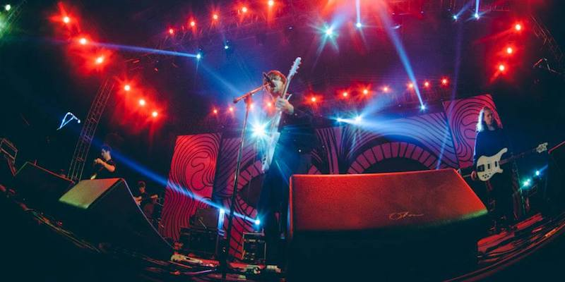 The Vaccines, NH7 Weekender 2014, Delhi, OML Entertainment