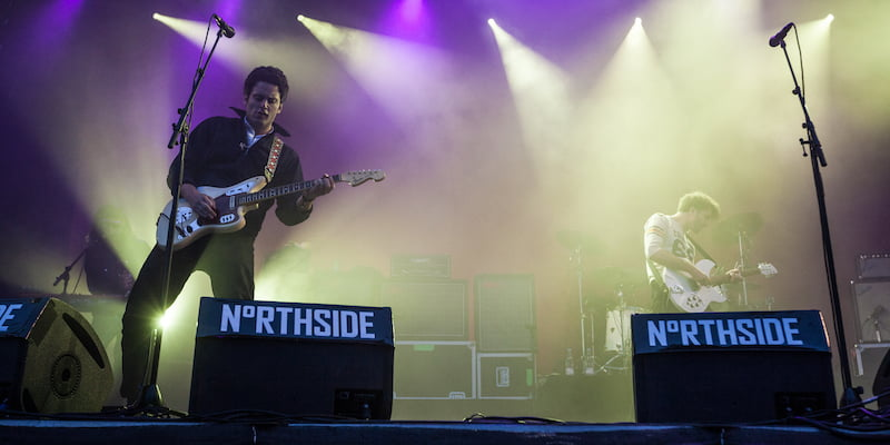 The Vaccines, NorthSide 2016, Thorsten Iversen