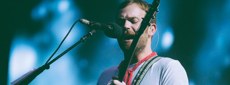 Caleb Followill, Kings of Leon, Lollapalooza 2014, Daniel Patlán