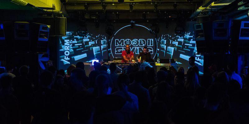 Mood II Swing, Interval 100 2016, Cluj Arena, Vlad Cupsa