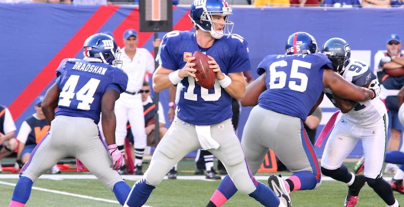 New York Giants, NFL, Mike Lizzi