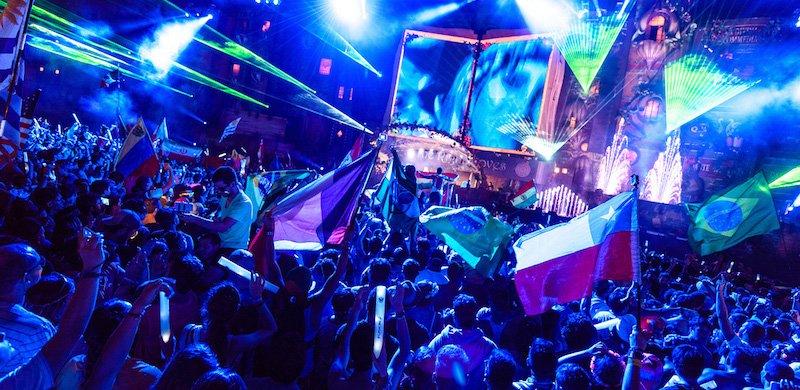 David Guetta, Tomorrowland Brasil 2015, Ariel Martini