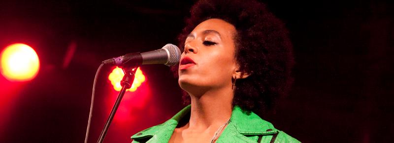 Solange Knowles, Primavera Sound 2013, Toni Rosado/scannerFM