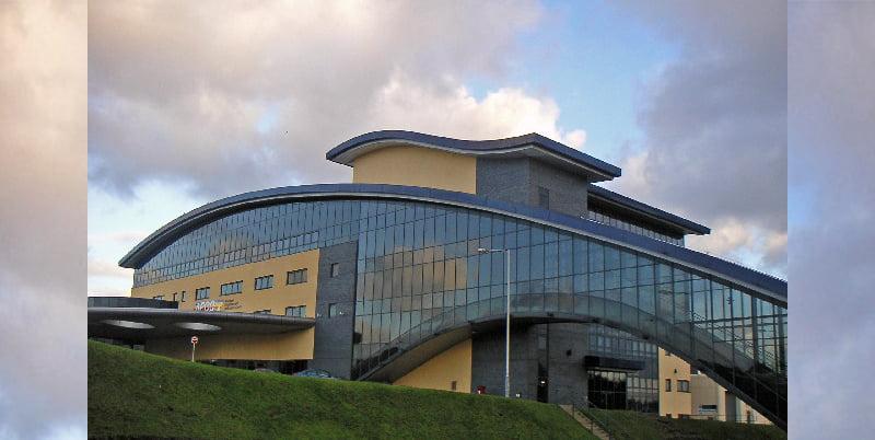 AECC, Aberdeen, 2005, Graham Scott