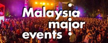 Malaysia Major Events