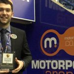 Stephen Chaston, Motorpoint Arena, Outstanding Attitude Awards