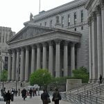 New York State Supreme Court, 60 Centre Street, William Avery Hudson