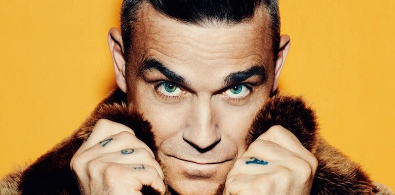 Robbie Williams, Heavy Entertainment Show, Prisa Radio