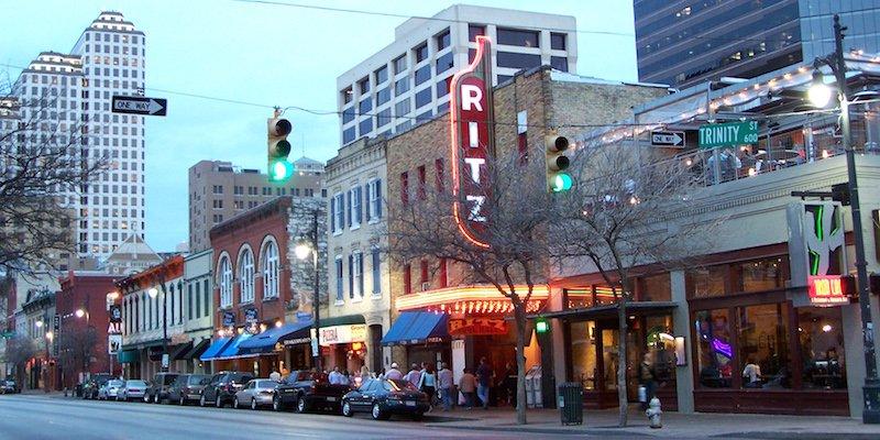 Sixth Street, Austin, Texas, Larry D. Moore, Music Venues Alliance Austin