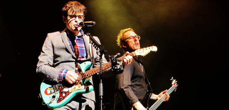 Weezer, Perth Arena, Western Australia, Blaqpop, Australia Council