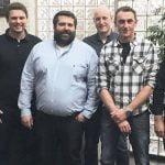 Bernd Loy, Lorenz Schmid, Goran Marincic, Alex Borger, Cees Muurling, Hedwig de Meyer, Mojo Barriers, Evago