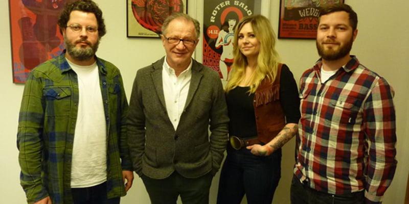 Alexander Schulze, Klaus Bönisch, Kristin Schlegel, Henry Wardeck, KBK, Magnificent Music