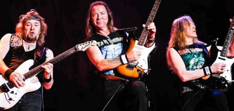 Iron Maiden, Costa Rica, 2008, adels