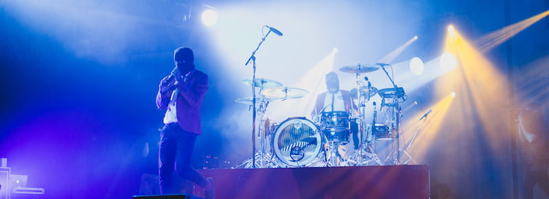 Twenty One Pilots, Austin 360 Amphitheater, July 2016, Clark Terrell/Do512