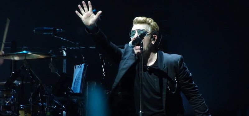 U2, 3Arena, Dublin, Ireland, 2015