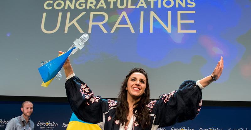 Jamala, Eurovision Song Contest (ESC) 2017, Anna Velikova/EBU
