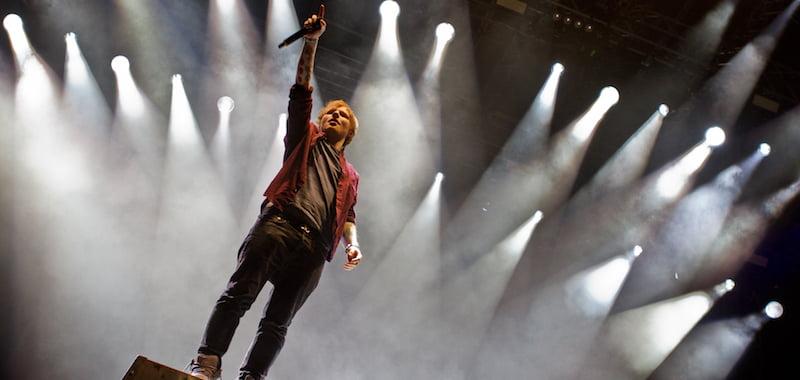 Ed Sheeran, Southside 2014, Markus Hillgärtner, Verbraucherzentrale