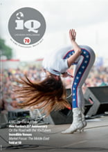 IQ Magazine Issue 70 cover