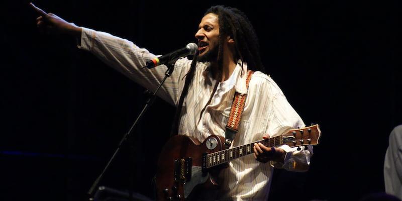 Julian Marley, Wave Love 2010, Alessio Del Regno, Raggamuffin headliner