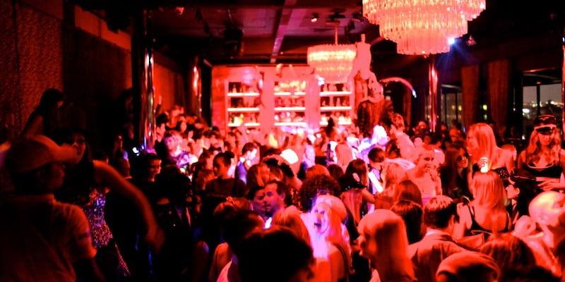 PH-D Lounge, Dream Downtown, New York, Tao Group