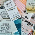 Concert ticket, Magnus Dahlgren, Global Ticket Market 2016–2021 report, Technavio